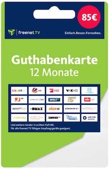 Fernseher von freenet TV im aktuellen Saturn Prospekt für 85€