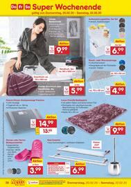 Aktueller Netto Marken-Discount Prospekt, DU WILLST NÄRRISCH GÜNSTIG EINKAUFEN? DANN GEH DOCH ZU NETTO!, Seite 36