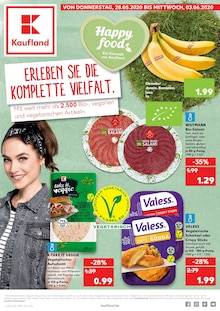 Der aktuelle Kaufland Prospekt Happy food