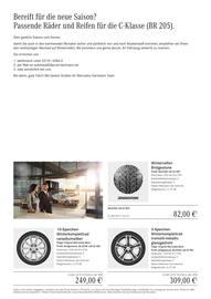 Aktueller Mercedes-Benz Prospekt, Weil Sie Ihre Kunden nicht im Regen stehen lassen., Seite 2