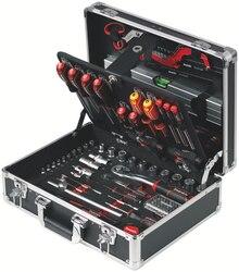 Mallette à outils 119 pièces à Mr Bricolage dans Sallanches