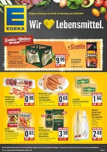 EDEKA, WIR LIEBEN LEBENSMITTEL! für Leipzig