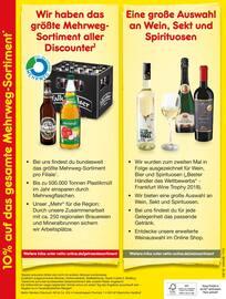 Aktueller Netto Marken-Discount Prospekt, 10% auf das gesamte Mehrweg-Sortiment, Seite 2