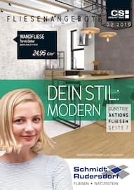 Aktueller Schmidt-Rudersdorf Prospekt, Dein Stil: Modern, Seite 1