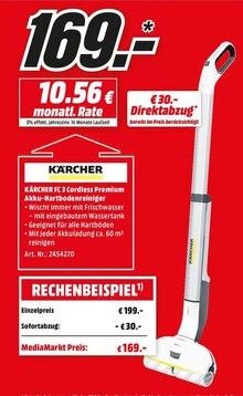 Elektronik von KÄRCHER im aktuellen Media-Markt Prospekt für 169€