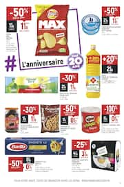 Catalogue Vival en cours, Vival 20 ans, Page 5