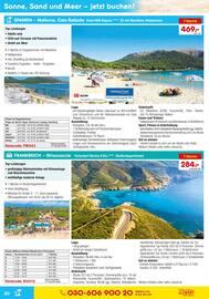 Aktueller Netto Marken-Discount Prospekt, Reisen … zu Netto-Preisen!, Seite 20