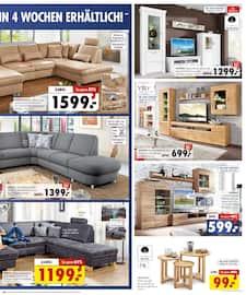 Aktueller Möbel Hausmann Prospekt, Wir sind für euch da!, Seite 3