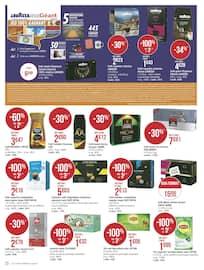 Catalogue Géant Casino en cours, 6 semaines de fête et de promos !, Page 20