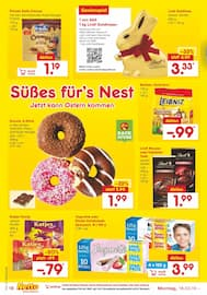 Aktueller Netto Marken-Discount Prospekt, Frühlingshafte Angebote, Seite 18