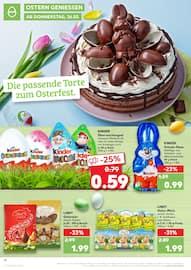 Aktueller Kaufland Prospekt, Essen ist Vielfalt genießen., Seite 10
