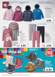 Aktueller Lidl Prospekt, Perfekt gekleidet für den Winter, Seite 7