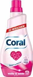 Waschmittel von Coral im aktuellen NETTO mit dem Scottie Prospekt für 2.89€