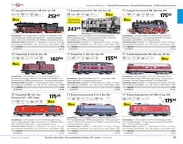 Aktueller Conrad Electronic Prospekt, Modellbahn 2020/21, Seite 61