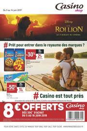 Catalogue Casino Shop en cours, # Prêt pour entrer dans le royaume des marques ?, Page 1