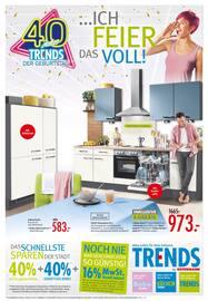 Aktueller Trends Prospekt, …ICH FEIER DAS VOLL!, Seite 1