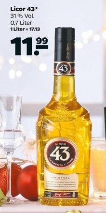 Alkoholische Getraenke im aktuellen NETTO mit dem Scottie Prospekt für 11.99€