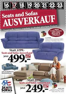 Seats and Sofas, AUSVERKAUF für Stuttgart