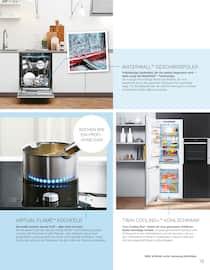 Aktueller porta Möbel Prospekt, Küchenwelt mit viel Platz zum Leben., Seite 15