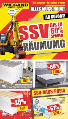 wohnen & sparen Wiegand - SSV