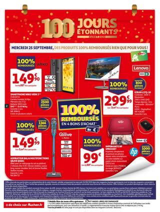 Catalogue Auchan en cours, 100 jours étonnants avant 2020, Page 2