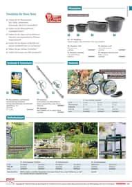 Aktueller BAUHAUS Prospekt, Wasser im Garten, Seite 85