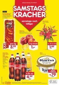 Aktueller Netto Marken-Discount Prospekt, Nachhaltig und lecker!, Seite 28