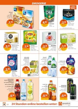 Aktueller Müller Prospekt, Unsere Preise sollten Sie vergleichen!, Seite 12