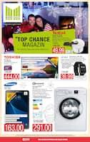 Aktueller Marktkauf Prospekt, Top Chance Magazin, Seite 1