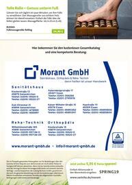 Aktueller Sanitätshaus G. Morant GmbH Prospekt, Fit und mobil durch den Frühling, Seite 8