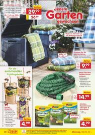 Aktueller Netto Marken-Discount Prospekt, Du willst ein leckeres Osterfest? Dann geh doch zu Netto!, Seite 20