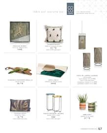 Catalogue H&H en cours, Guide d'inspiration & art de vivre, Page 67