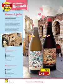 Aktueller Lidl Prospekt, Wein-Highlights Februar 2020, Seite 16