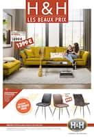 Catalogue H&H en cours, Les beaux prix, Page 1