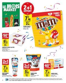 Catalogue Carrefour Market en cours, Le mois market !, Page 4