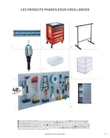 Catalogue Leroy Merlin en cours, Inspiration : Des idées qui donnent des idées, Page 62