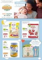 Aktueller Globus Prospekt, Große Angebote für die Kleinen, Seite 1