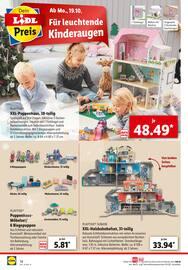 Aktueller Lidl Prospekt, Dein Einkauf -  Schnell erledigt!, Seite 14