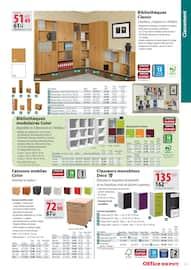 Catalogue Office DEPOT en cours, Catalogue Mobilier, tout pour votre bureau, Page 85