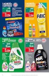 Catalogue Supermarchés Match en cours, 2 achetés = le 3ème offert, Page 26