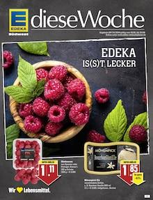 EDEKA, EDEKA IS(S)T LECKER für Forbach