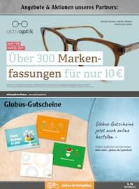 Aktueller Globus Prospekt, Mein Einkauf bei Globus, Seite 39