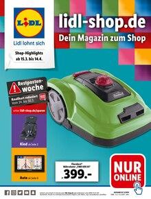 Lidl, DEIN MAGAZIN ZUM SHOP für Berlin