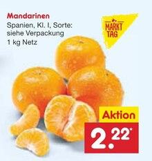 Lebensmittel im aktuellen Netto Marken-Discount Prospekt für 2.22€