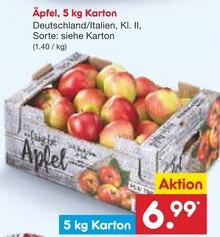 Lebensmittel im aktuellen Netto Marken-Discount Prospekt für 6.99€