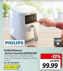 Elektronik von PHILIPS im aktuellen Lidl Prospekt für 99.99€