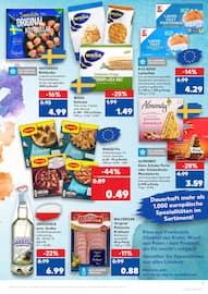 Aktueller Kaufland Prospekt, Vielfalt aus Europa!, Seite 7
