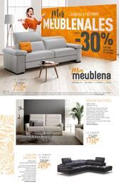 Catalogue Meublena en cours, Mes meublenales, Page 1