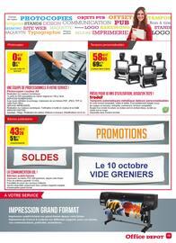 Catalogue Office DEPOT en cours, Faites une pause promos au bureau !, Page 15