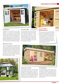 Aktueller BAUHAUS Prospekt, Gartenhäuser/Carports, Seite 5